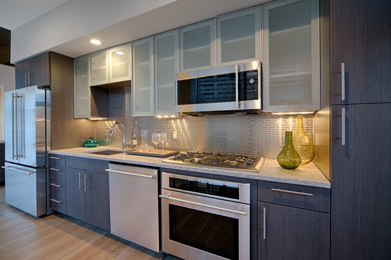 Penthouse Kitchen: View Photo